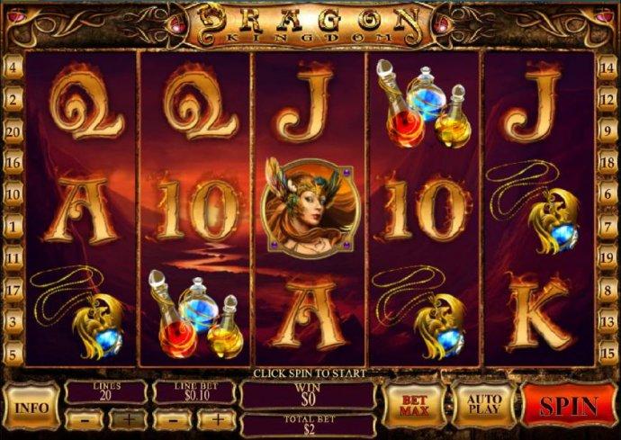 No Deposit Casino Guide image of Dragon Kingdom