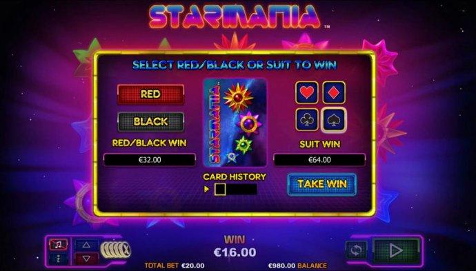 No Deposit Casino Guide image of Starmania