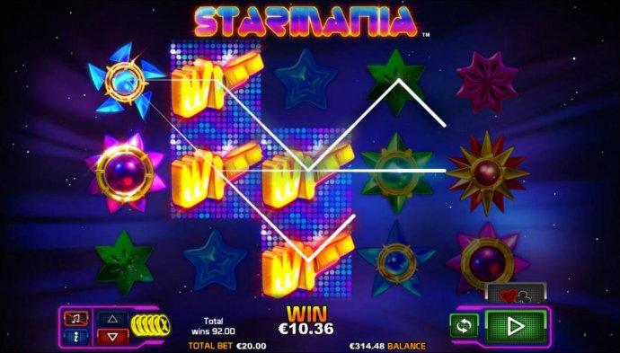 Starmania screenshot