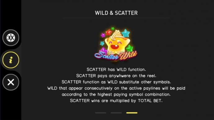 Wild and Scatter symbol rules by No Deposit Casino Guide
