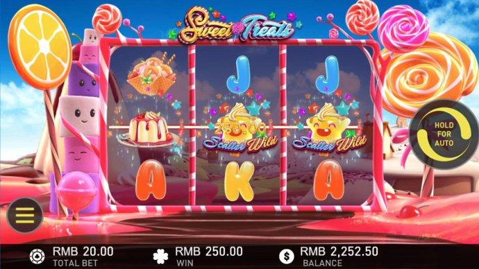 No Deposit Casino Guide image of Sweet Treats