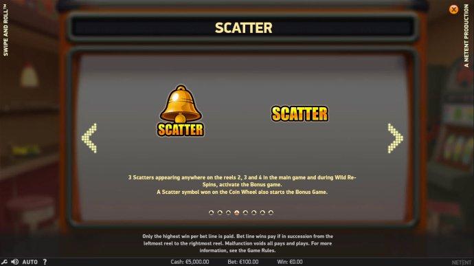 Swipe and Roll screenshot