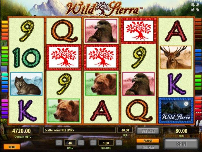 Wild Sierra by No Deposit Casino Guide
