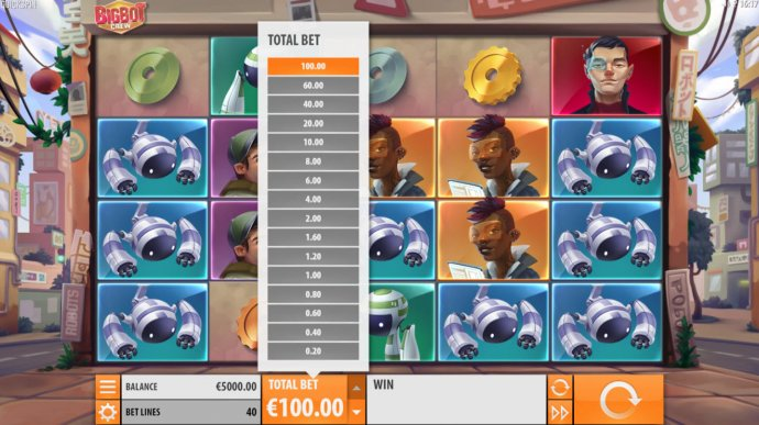 Big Bot Crew screenshot
