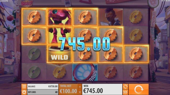No Deposit Casino Guide image of Big Bot Crew