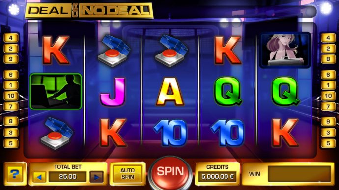 No Deposit Casino Guide image of Deal or No Deal