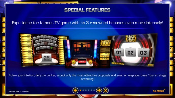 Feature Rules - No Deposit Casino Guide
